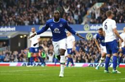 Romelu Lukaku : Everton - Leicester City