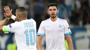 Payet Sanson Marseille OM Ligue 1