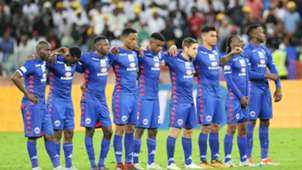 SuperSport United, September 2018