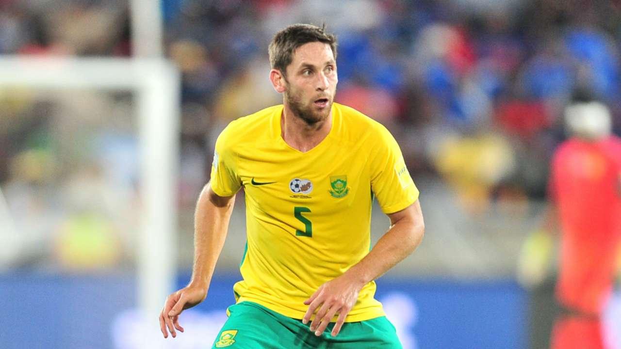 South Africa, Dean Furman against Senegal