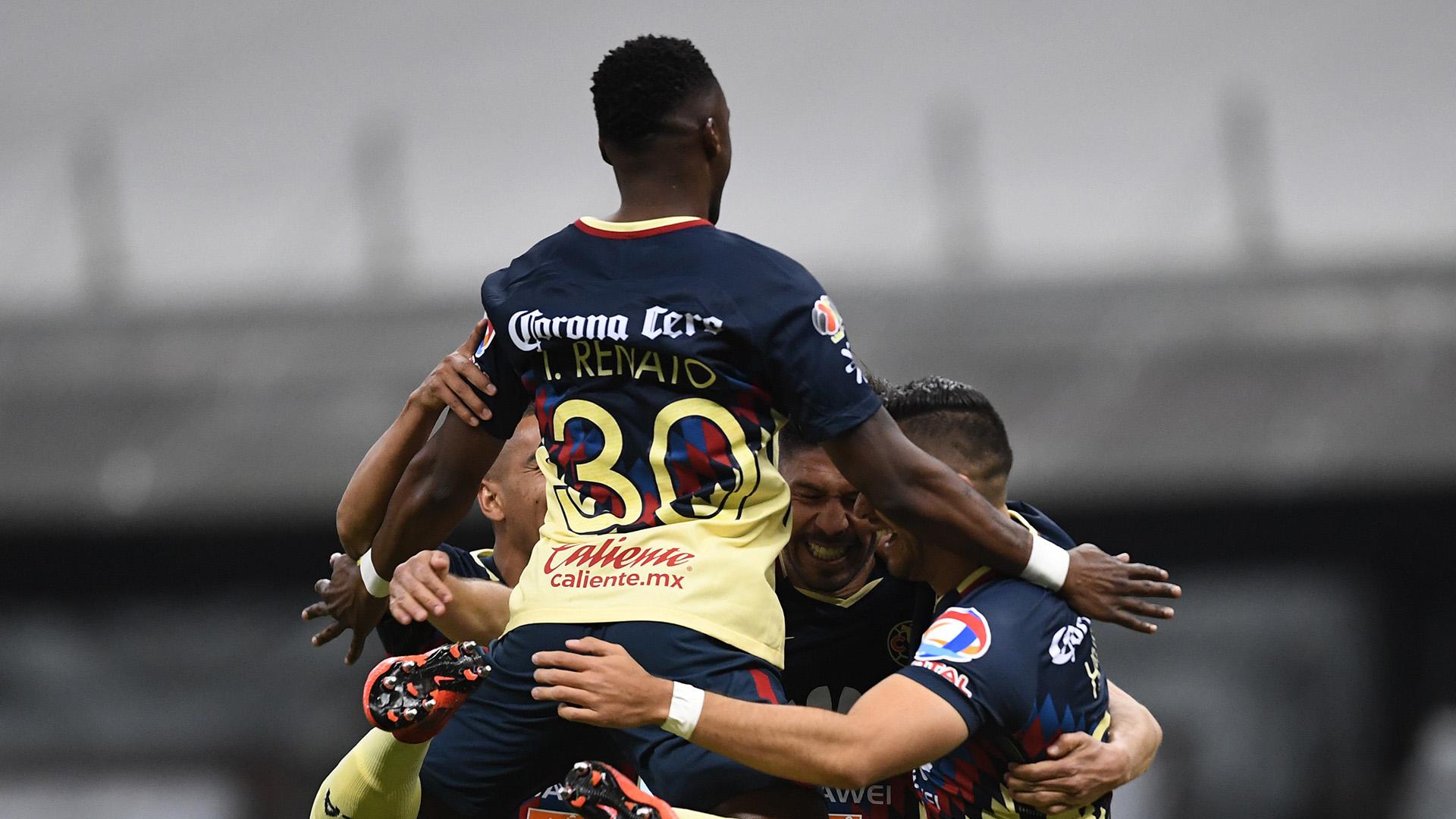América parte a Costa Rica para los Octavos de Concachampions