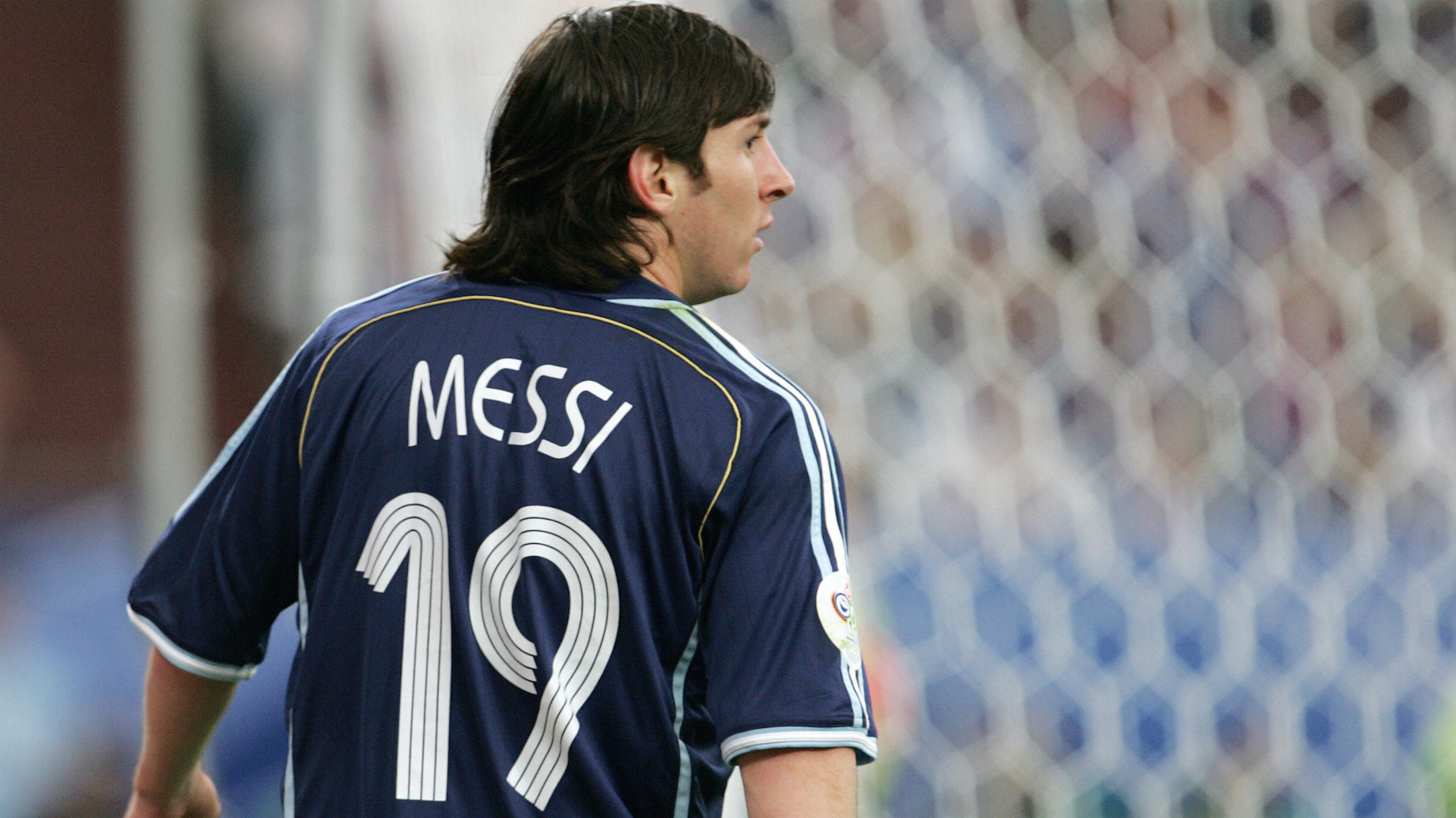 Lionel Messi World Cup 2006