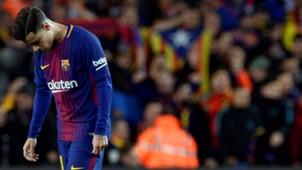 Philippe Coutinho Barcelona Alaves LaLiga 28012018