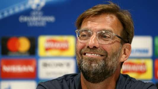 Jurgen Klopp Liverpool 2017-18