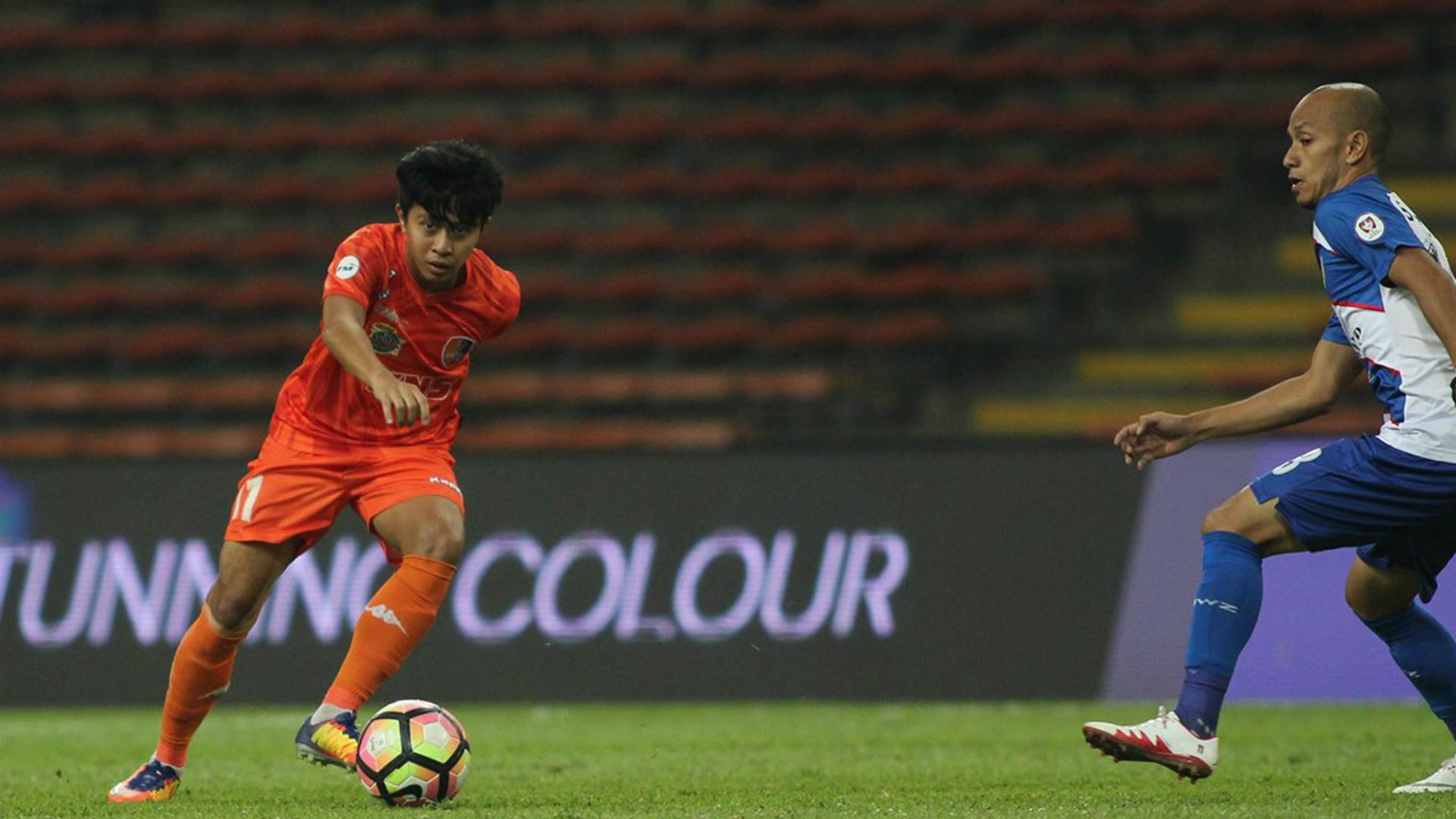 Nazrin Syamsul, PKNS FC, Malaysia Cup, 18/07/2017