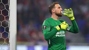 Jan Oblak Atletico de Madrid Olympique Marseille OM UEL 16052018