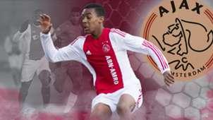 GFX Ryan Gravenberch Ajax Amsterdam