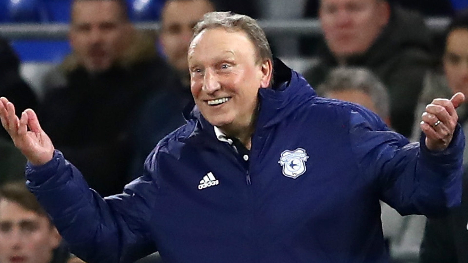 Neil Warnock Cardiff City 2018-19