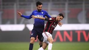 Bonaventura Parolo Milan Lazio