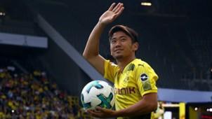 2017-08-16 Kagawa Dortmund