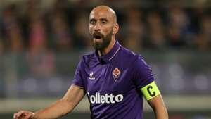 Borja Valero Fiorentina Serie A 2016-17