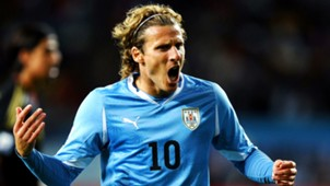 Diego Forlan Urugay World Cup 2010