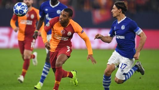 Schalke Galatasaray Stambouli Rodrigues 06112018