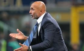 Spalletti Inter Fiorentina
