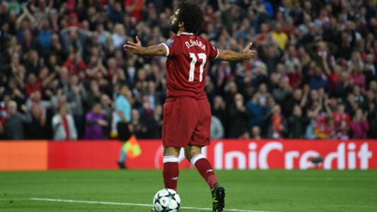 Mohamed Salah Wins Liverpool Player Of The Month Award