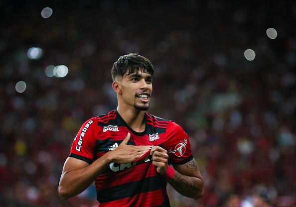 Lucas Paqueta Flamengo 2018