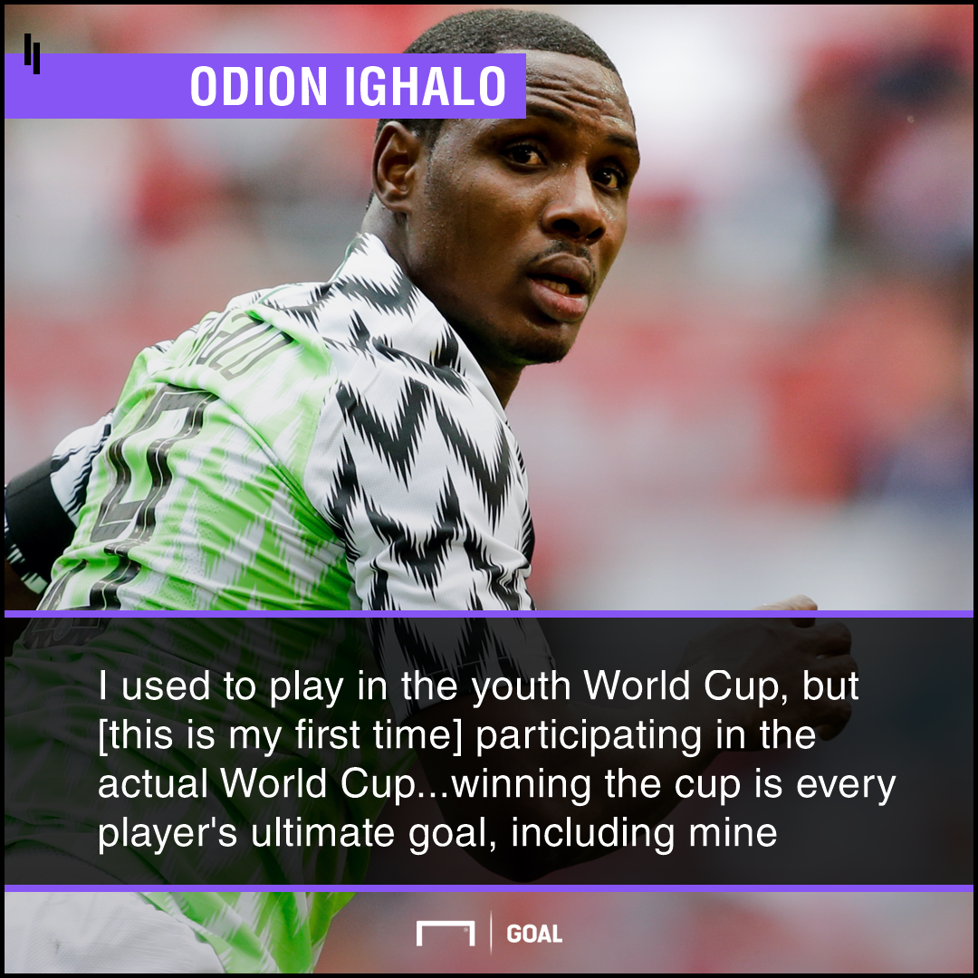 Ighalo Ps