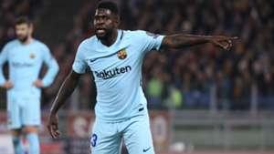 Samuel Umtiti FC Barcelona 10042018