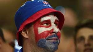 Euro 2016 supporter Slovakia