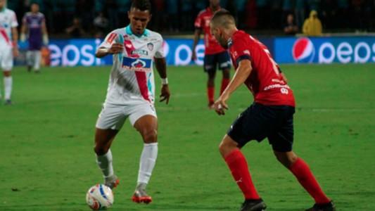 Medellín vs Junior Copa Águila final ida 2017