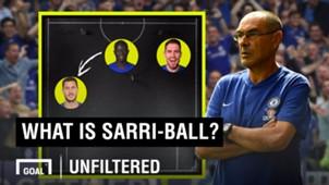 What is Sarri-ball GFX