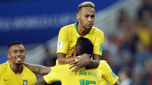 Paulinho - Neymar