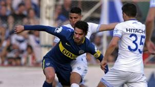 Gago Velez Boca Fecha 4 Superliga Argentina 23092017