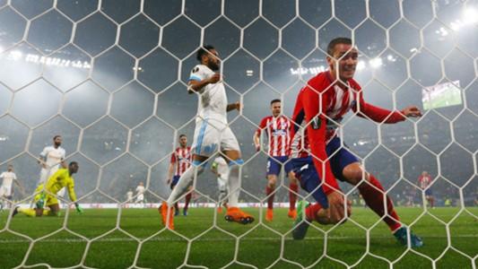 Antoine Griezmann Marseille Atletico Madrid UEFA Europa League 16052018