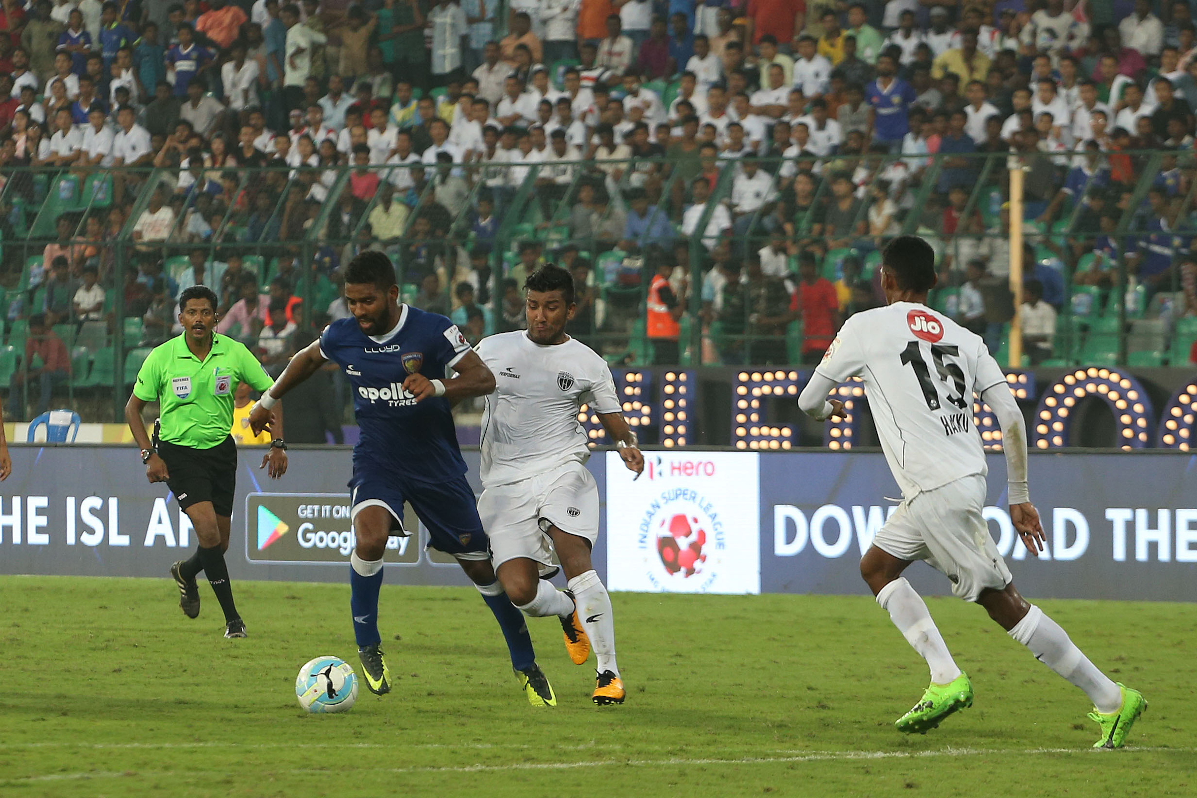 Gregory Nelson for Chennaiyin FC