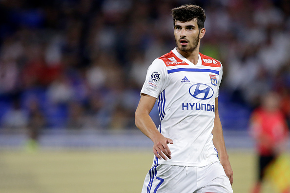 Maillot THIRD Olympique Lyonnais Martin TERRIER