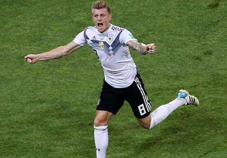 Kroos stuns Sweden with dramatic late winner