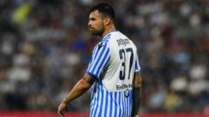 Andrea Petagna SPAL Atalanta Serie A