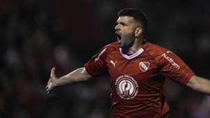 Emmanuel Gigliotti Newell's Independiente Superliga Fecha 2