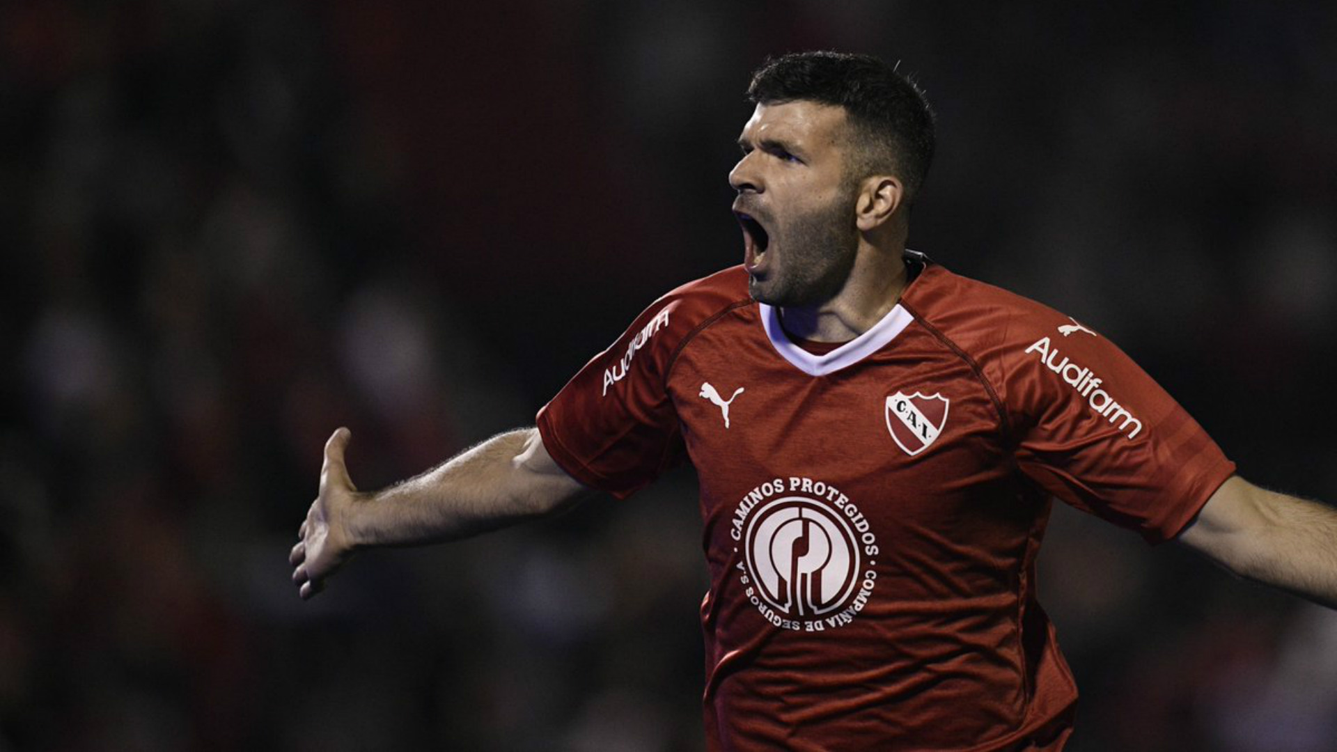 Emmanuel Gigliotti Newell's Independiente Superliga Fecha 2
