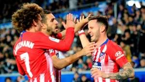 Saul Niguez Alaves Atletico de Madrid LaLiga 30032019