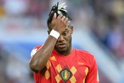 Michy Batshuayi Belgium World Cup