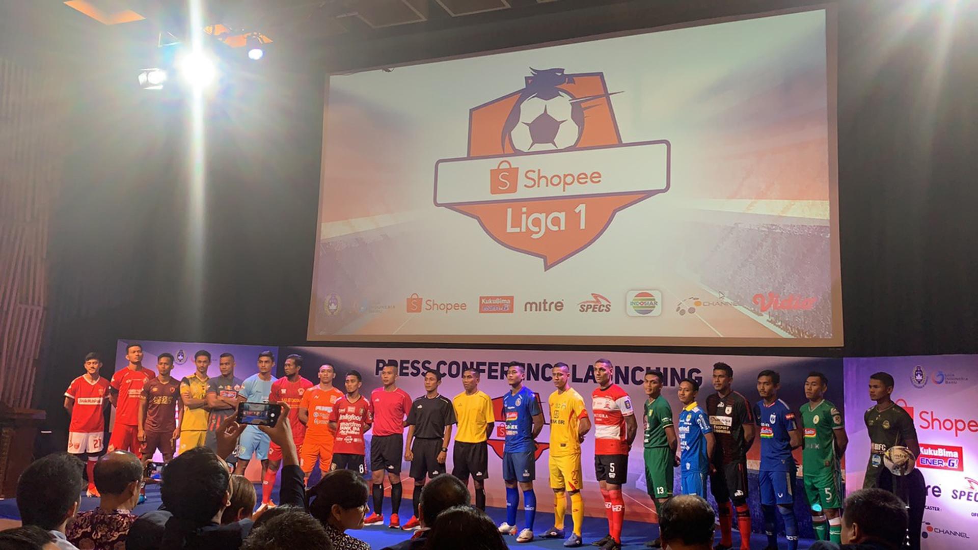 Launching Liga 1 2019