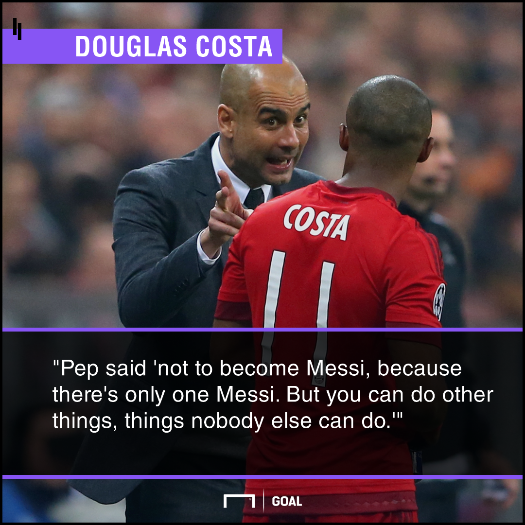Douglas Costa Guardiola PS