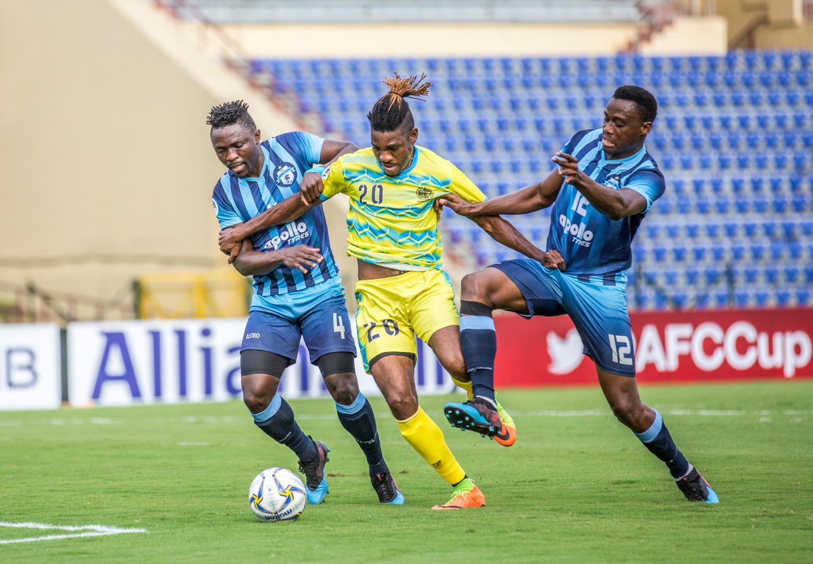 Minerva Punjab Abahani Dhaka AFC Cup 2019