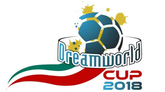 Dream World Cup 2018 Logo