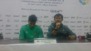 Rachmat Irianto - Indra Sjafri Timnas Indonesia U-19