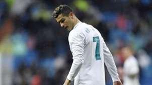 Cristiano Ronaldo Real Madrid Villarreal LaLiga 13012018