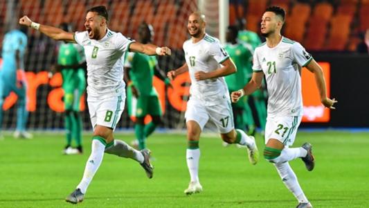 Senegal Gegen Algerien