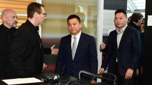 AC Milan Yonghong Li