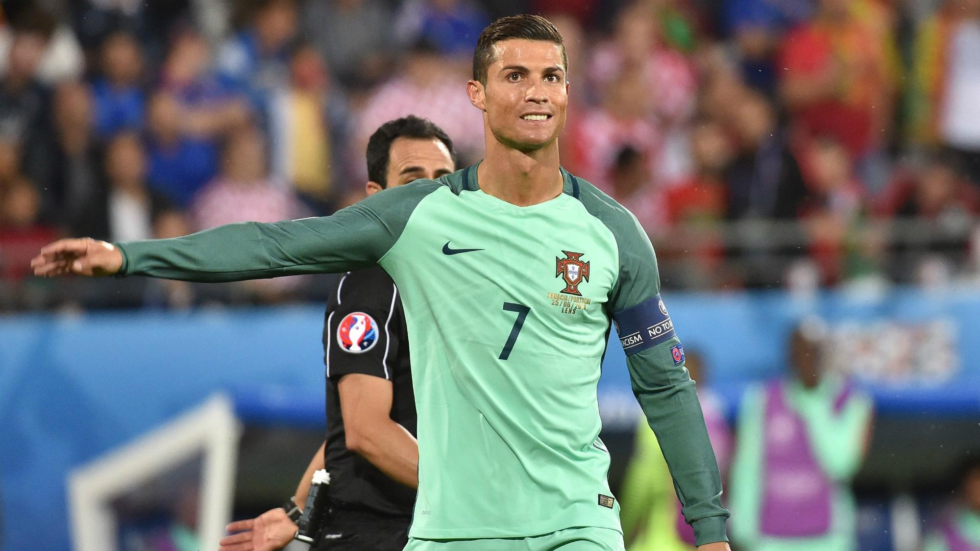 Gokil 53+ Gambar Ronaldo Portugal Euro 2016