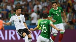 Leon Goretzka Hector Moreno Germany Mexico Confederations Cup