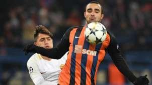 CENGIZ ÜNDER ROMA ISMAILY SHAKTAR DONETSK UEFA CHAMPIONS LEAGUE 21022018