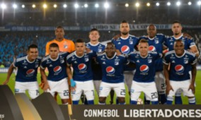 Millonarios Copa Libertadores 2018