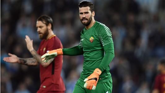 Alisson Lazio Roma