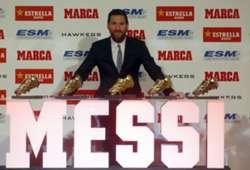 Messi Golden Ball